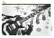 Splatter Guitar Carry-all Pouch