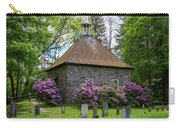 Spring At The Crispell Memorial French Church Carry-all Pouch