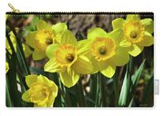 Spring Daffodils Carry-all Pouch