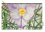 Spring Macro Tangle Carry-all Pouch
