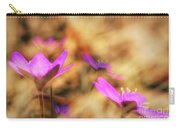 Spring Wild Flower 4 Carry-all Pouch