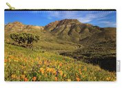 Springtime In The Desert Southwest Carry-all Pouch