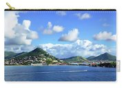 St. Maarten Panorama Carry-all Pouch