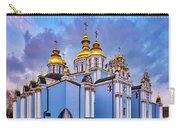 St. Michael's Golden-domed Monastery Carry-all Pouch