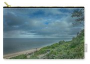Stairs To The Beach Carry-all Pouch by Judy Hall-Folde