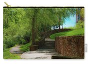 Stairway To Carlyle Carry-all Pouch