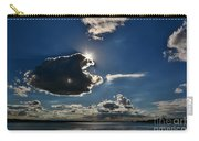Star Over The Upper Niagara River Carry-all Pouch