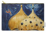 Stars Near And Far Carry-all Pouch by Maria Langgle