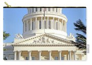 State Of California Capitol Building 7d11736 Carry-all Pouch