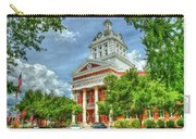 Stately Elegance Morgan County Court House Madison Georgia Art Carry-all Pouch