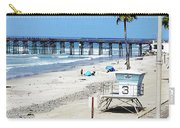 Station 3 Oceanside California 2  Carry-all Pouch