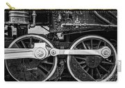 Steam Locomotive Detail Carry-all Pouch