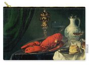 Still-life, 1650s Carry-all Pouch