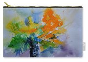 Still Life Watercolor 549110 Carry-all Pouch