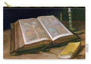 Still Life With Bible - Digital Remastered Edition Carry-all Pouch