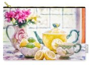 Still Life With Lemons Carry-all Pouch