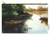 Still Waters Carry-all Pouch by Clint Hansen