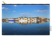 Stockholm Old City Sunrise Reflection In The Baltic Sea Carry-all Pouch