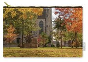 Stone Chapel Autumn Carry-all Pouch by Allin Sorenson