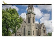 Stone Chapel In Summer Carry-all Pouch by Allin Sorenson