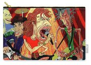 Stones On Stage - The Rolling Stones Carry-all Pouch
