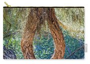 Strange Tree Carry-all Pouch by Kate Brown