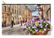 street Helsinki Finland Carry-all Pouch