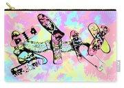Street Sk8 Pop Art Carry-all Pouch