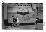 Strolling Hollywood Carry-all Pouch by Ron Cline