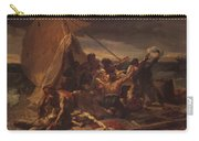 Study For The Raft Of The Medusa Carry-all Pouch