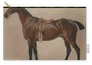 Study Of A Saddled Bay Hunter, 1828  Carry-all Pouch