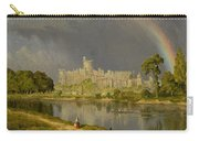 Study Of Windsor Castle Carry-all Pouch