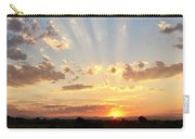 Stunning Colorado Sunset Carry-all Pouch