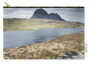 Suilven On A Stormy Day Carry-all Pouch