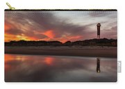 Sullivan's Island October Sky Carry-all Pouch by Donnie Whitaker