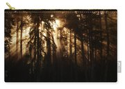 Sultry Morning Radiance Carry-all Pouch
