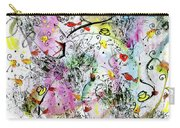 Summer Day By The Artist Catalina Lira Carry-all Pouch