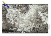 Summer Park In Infrared Carry-all Pouch