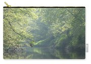 Summer Time River And Trees Carry-all Pouch