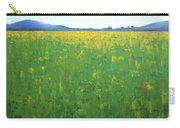 Summer Wild Field Carry-all Pouch