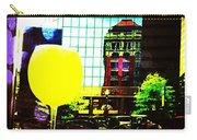 Summertime Downtown Lexington  Carry-all Pouch by Rachel Maynard