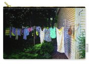 Sun Dried Nostalgia Carry-all Pouch by Wayne King