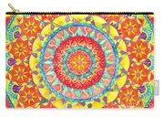 Sun Mandala Carry-all Pouch