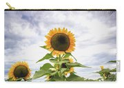 Sunflower Days Carry-all Pouch