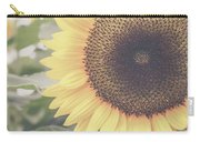Sunflower Haze Carry-all Pouch