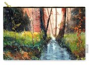 Sunlight Colorful Path Carry-all Pouch