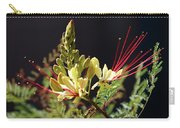 Sunlit Yellow Bird Of Paradise Carry-all Pouch