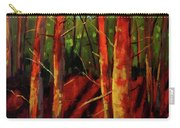Sunny Forest Landscape Carry-all Pouch