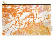 Sunrise 2- Abstract Art By Linda Woods Carry-all Pouch