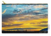 Sunrise At Beaumont Carry-all Pouch